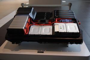 Batteria agli ioni di litio (Nissan Leaf) - photo credit: NISSANEV via photopin cc