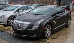 Cadillac ELR Plug-in – Photo Credit: Timescan via Flickr (CC)