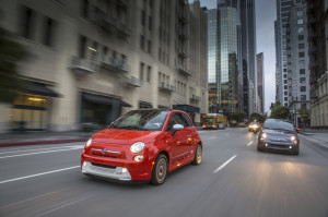 2014 Fiat 500e - Credit: Chrysler Group