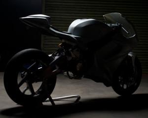 Lightining LS-218  teaser - Credit: Lightning Motorcycle