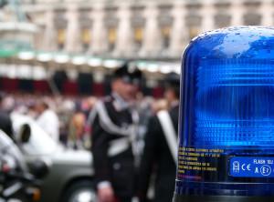 Carabinieri - photo credit: DoppioM via photopin cc