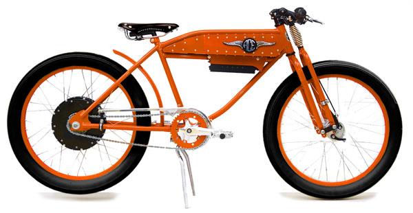 Ace La E Bike Ispirata Alle Harley Davidson Storiche Veicoli