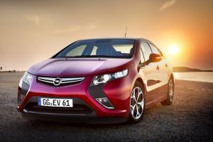 Opel Ampera - photo credit: opelblog via photopin cc