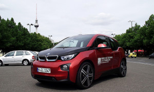 BMW i3 - photo credit: Kickaffe via photopin cc