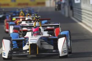 Formula E Beijiing - credit: FIA Formula E