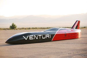 Venturi VBB3 - Credit: vbb3.venturi.fr