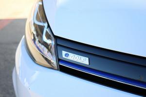 VW eGolf - photo credit: RobGreen via photopin cc
