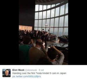 Elon Musk via Twitter