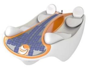 La barca solare di GardaSolar - Photo Credit: GardaSolar via GiocoSolutions