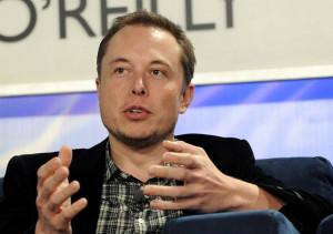 Elon Musk - photo credit: jdlasica via photopin cc