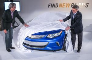 2016 Volt - Image Credit: Chevrolet News