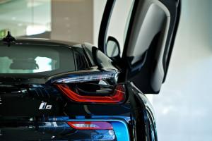 BMW i8 - photo credit: Twang Photography via photopin cc