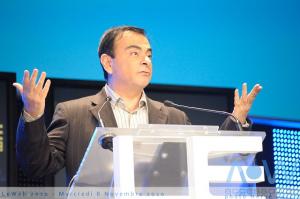 Carlos Ghosn - photo credit: Hervé Corcia via photopin cc