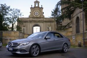 2 inpratica_Mercedes Benz E300 HYBRID