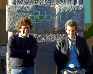 Paolo Civera e (a destra) Toni Filisetti