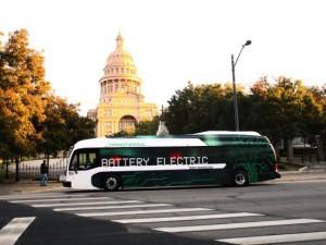 Proterra Electric Bus - Image via CleanTechnica.com