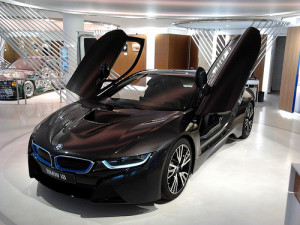 photo credit: BMW i8 via photopin (license)