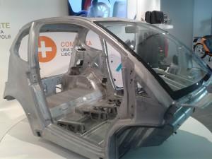 Entro il 2017 è prevista anche l'introduzione sul mercato della city car elettrica, che raggiungerà una velocità massima di 80 km/h e percorrerà 100 km con un solo ciclo di ricarica