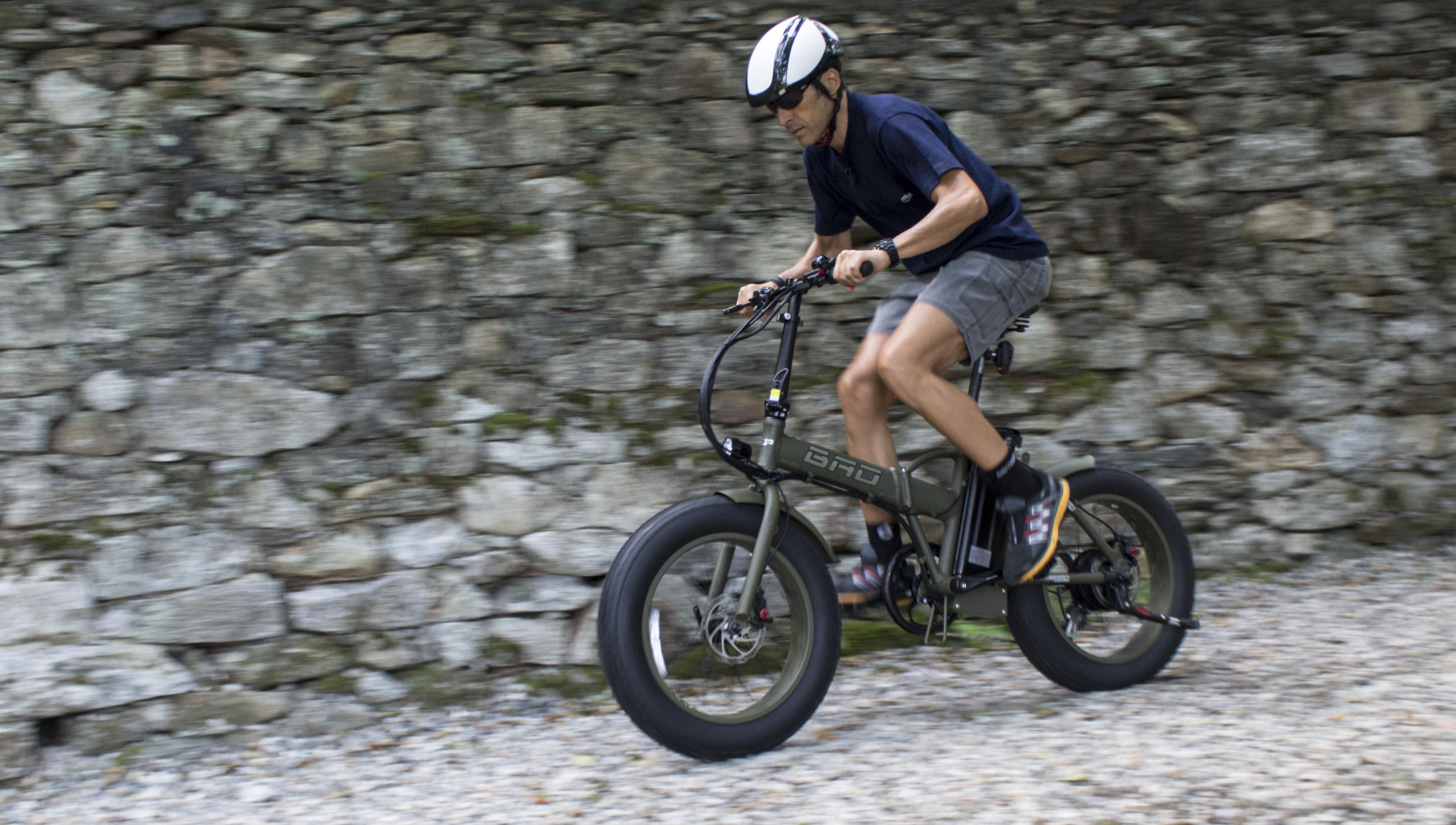 Bicicletta Elettrica Pieghevole Economica