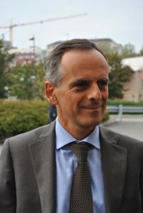 Marco Cantamessa, presidente di I3P, Incubatore d'Imprese Innovative del Politecnico di Torino, che comprende anche BeonD