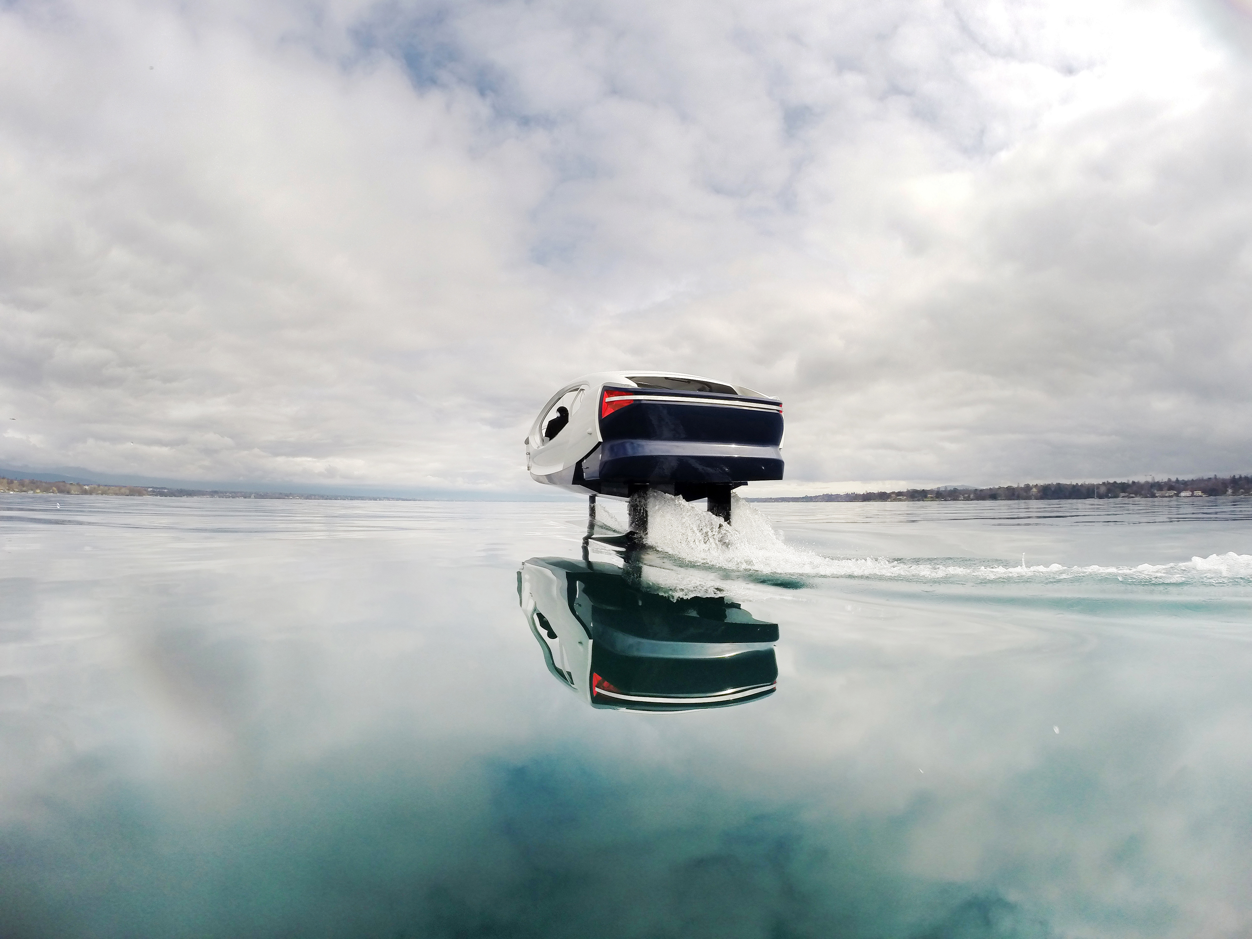 ABB Ability™ per un innovativo taxi acquatico elettrico ...